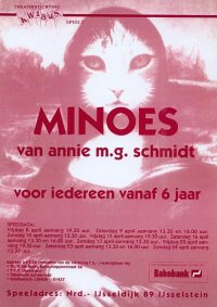 Minoes, april 1994, Schuur Van Zelm
